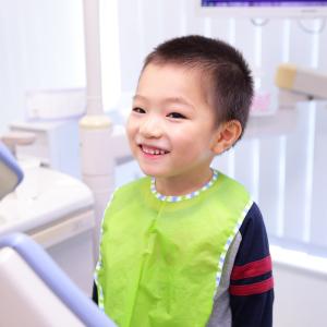 お子さまも安心して通える歯科クリニック