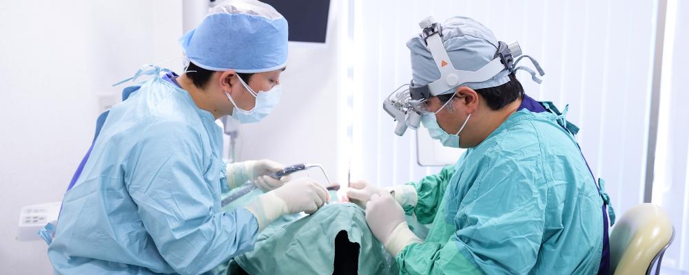 すべての患者さまに安心してインプラント治療を受けていただけるように