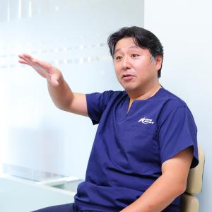 治療後もご満足いただける医療サービスを徹底しています